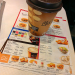 Black Coffee from McDonald's Near Meguro Station