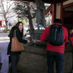 Asakusa Shrine: Purification