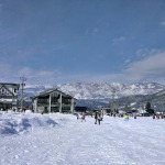 Nozawa Onsen: Still Too Warm and Sunny