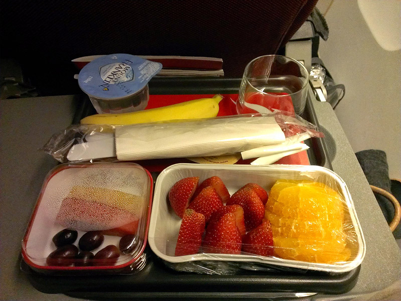 Dinner Fruit Platter on QF21