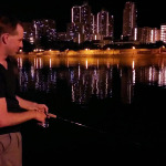 Day 5: Night Fishing at Shing Mun River