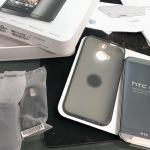 HTC One M8: Unboxing
