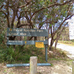 Coast Track: First Sign