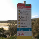Marley Beach: First Sign