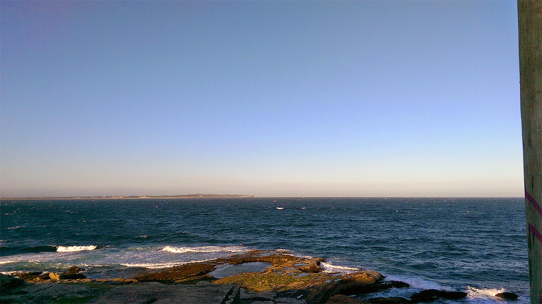 View from The Esplanade, Cronulla
