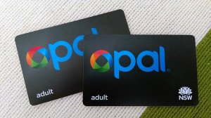 NSW Opal Cards