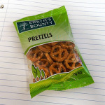Blood Donation: Pretzels