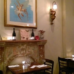 Bistro Papillon: Wall Decor