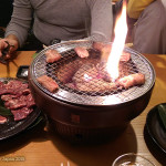 Marukame Hakuba: Yakiniku on Fire