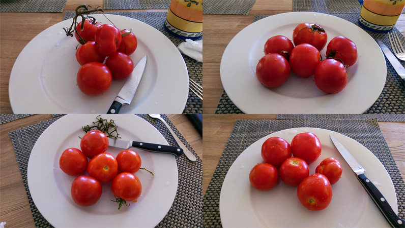 24 Homegrown Tomatoes
