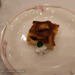 Hotel Oak Forest: Day 3 Dinner Course 5