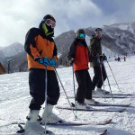 Ski Trip Jan 2015 D3: Brother, Me, Boyfriend