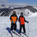 Ski Trip Jan 2015 D4: Brother and Me