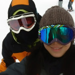 Ski Trip Jan 2015 D5: Selfie with Brother