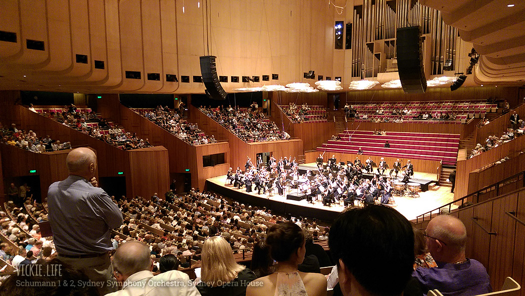 SSO at the Opera House: Schumann 1 & 2