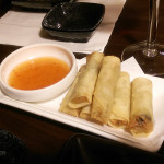 Moim Japanese Kitchen: Spring Rolls