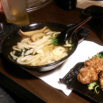 Moim Japanese Kitchen: Karaage Chicken Udon
