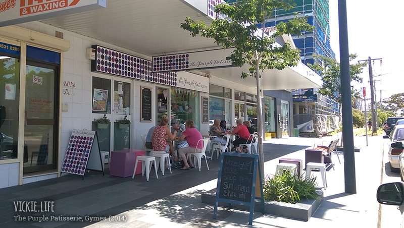 The Purple Patisserie, Gymea