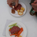 Cairns May 2015: Sunset Cruise Snacks
