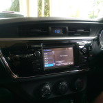 Cairns, June 2015: Car Hire Radio