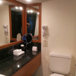 Pullman Cairns International Hotel: Double Room Bathroom