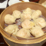 Dumpling King, Newtown, June 2015: Prawn Dumplings