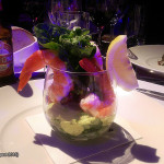 Doltone House Hyde Park, August 2015: Prawn Cocktail (entree)