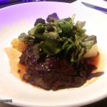 Park, August 2015: Slow Cooked Beef Cheeks (main)